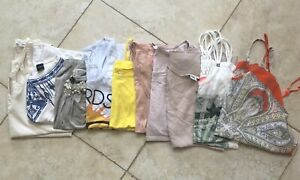 SUMMER TANKS LOT - 10 PCS - XS-Sq