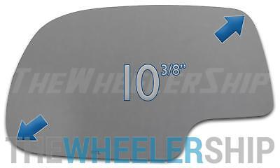 New Mirror Glass Chevy Silverado GMC Sierra Truck Power Driver Left Side 2734