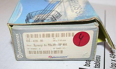 Phenomenex Synergi Polar-rp 80a Hplc Column 30 X 2.0mm 4um 00a-4336-b0