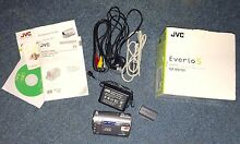 JVC Everio S GZ MS100 Memory Camcorder Eden Hill Bassendean Area Preview