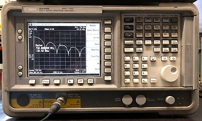 Agilent E4411b 1mhz - 1.5ghz Esa-l Series Spectrum Analyzer