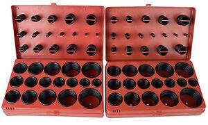 826 Pcs Industrial Rubber O Ring Assortment Kit Set 419 Metric & 407 Imperial