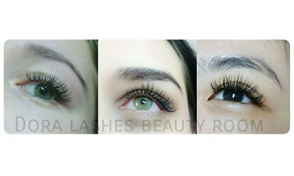 Doralashes beauty-cannington eyelash extensions Queens Park Canning Area Preview
