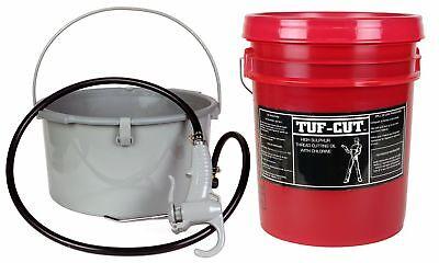 Toledo Pipe 418 Oiler 10883 5 Gallon Tuf-cut Dark Oil Fits Ridgid 300 700 12r