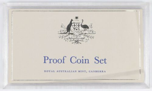 1976 The Royal Australian Mint Proof Set