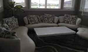 4 PIECE MODERN SOFA SET FOR SALE Edmonton Edmonton Area image 1