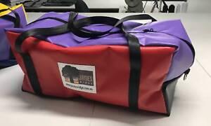 Heavy Duty PVC Bag - Small Childers Bundaberg Surrounds Preview