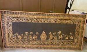 """Gorgeous Long """"Batik"""" Artwork - Pickup Ermington"""