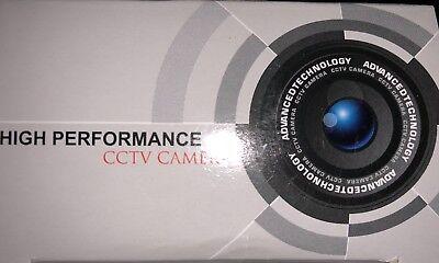 KT&C Lipstick Bullet Camera PAL Color CCD Cam HD230CWX International Version