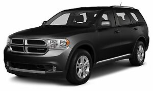 2013 Dodge Durango SXT - 7-Passenger SUV - All-Wheel Drive