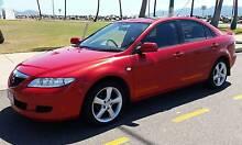 Mazda 6 Luxury Sports Hatchback North Ward Townsville City Preview