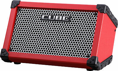 Roland amplificatore chitarra elettrica Cube Street Red