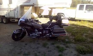 1984 Honda motorcycle