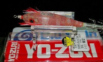 INLINE STYLE FISH HEAD FLUKE JIG 6 OZ UNPAINTED 10 PCS