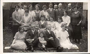 Bournemouth-Guests-at-The-Haven-May-21st-1925-50-Card-by-R-Lee