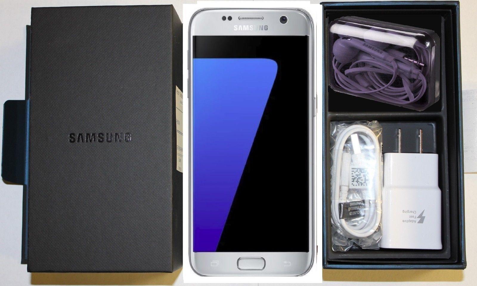 Samsung Galaxy S7 SM-G930 T-Mobile (Unlocked) 32GB Smartphone