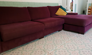 """""""Opus"""" Lounge with Chaise (modular L shape)"""