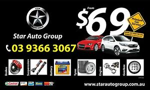 Fixed Price car service $69 only Sunshine North Brimbank Area Preview