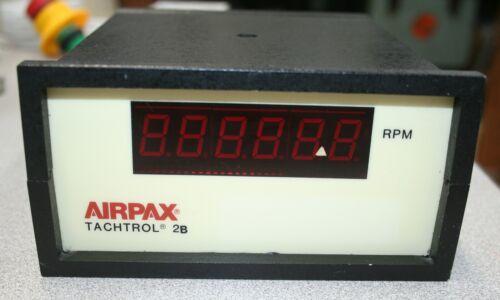 AIRPAX TACHTROL 2B T77230-1-201 Digital Tachometer Controller Unit