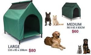 Elevated Trampoline Dog Bed Pet House Medium $60 & Large $80 NEW Brisbane City Brisbane North West Preview
