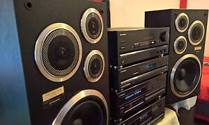 PIONEER Stereo System AMP   TUNER   CD  TUNER   SPEAKERS Campbelltown Campbelltown Area Preview