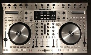 ***REDUCED*** NUMARK 4TRAK DJ CONTROLLER