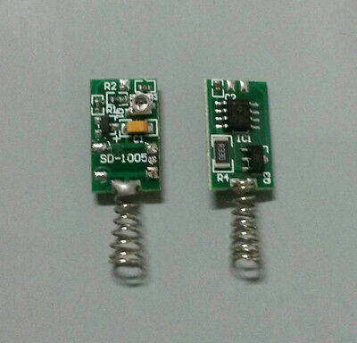 2pcs 808nm 1mw1000mw Laser Driver Reverse Protection