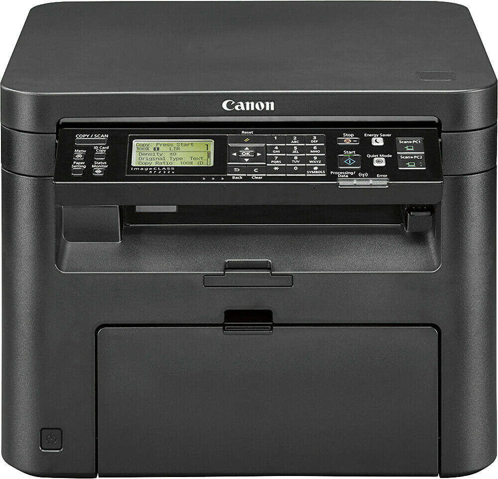 Canon Imageclass Wireless Laser Printer Monochrome Scan Copy