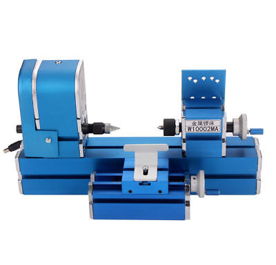 Metal Milling Machine Micro Diy Machinery Power Tool Woodworking For Teaching
