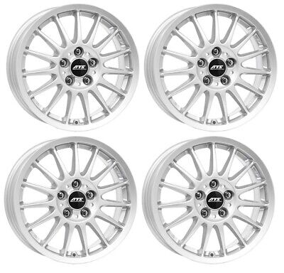 Used, 4 ATS Streetrallye wheels 6.0Jx15 ET35 4x98 SIL for FIAT 500 Bravo Fiorino Idea for sale  Shipping to Ireland