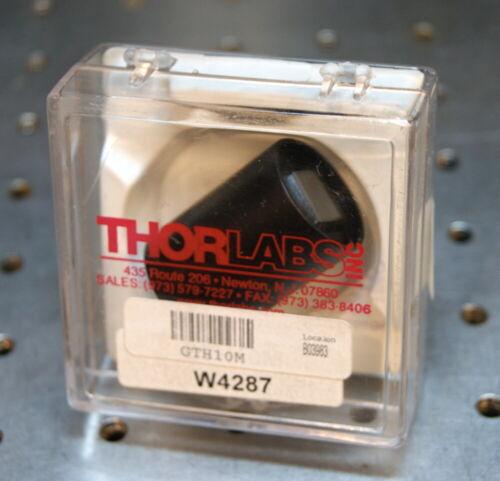 Thorlabs Glan Thompson calcite polarizer GTH10M Nice!