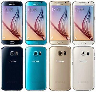 Samsung Galaxy S6 SM-G920V 32GB Factory Unlocked GSM 4G LTE Smartphone A+