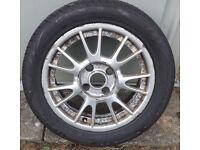 hifly 185/55r15 hf201 tyre unused.