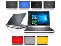 "Dell E6430 14.1"" Laptop Core i5 3rd Gen 4GB 320GB Customise upto 16GB 1TB / SSD Refurb"
