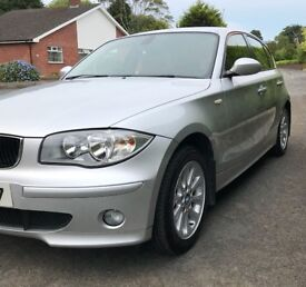 2006 BMW 116i SE 75000 miles, Good condition. First to see will buy.