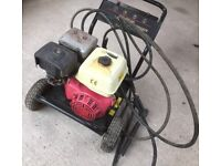 Petrol jetwash 13hp 3600psi good condition
