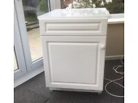 Whirlpool built in freezer - sale due to kitchen refit