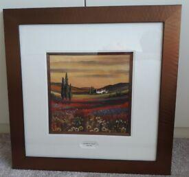 Original Digby Page painting