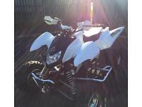 Apache rlx 450 road legal quad Atv yfz banshee trx