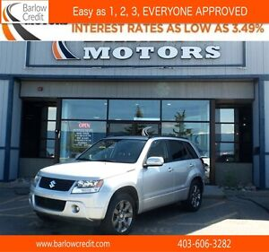 2011 Suzuki Grand Vitara JLX-L **SPRING BLOWOUT**
