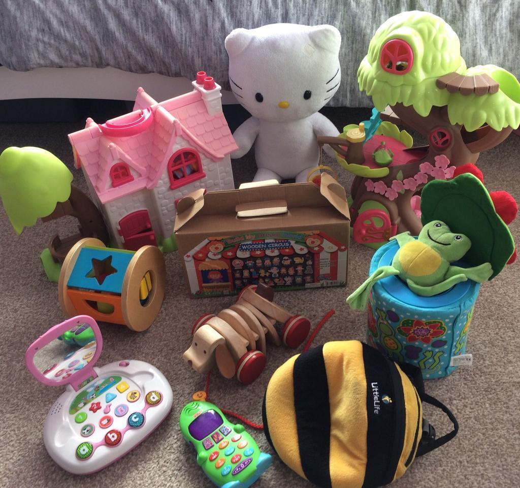 Bundle Of pre school toys - REDUCED!!!!