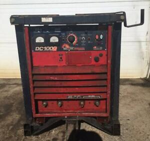 -SOUDEUSE MULTI-PROCÉDÉS / MULTI PROCESS WELDER LINCOLN DC-1000