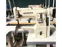 Seiko cylinder arm walking foot industrial sewing machine