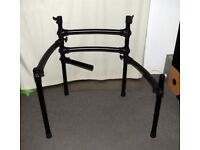 Roland MDS-9 drum rack v drum stand for electronic kits great condition upgrade