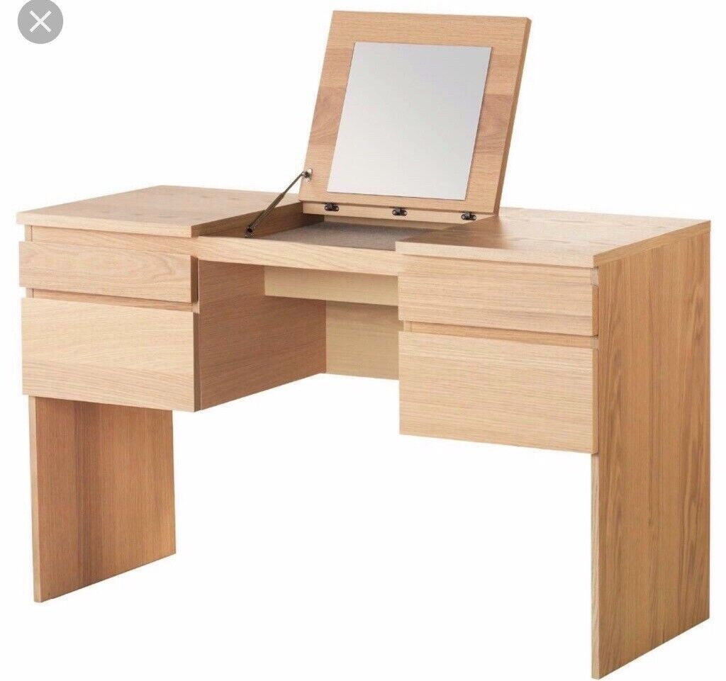 finest selection e0285 50871 Ikea Ransby dressing table and stool | in Soham, Cambridgeshire | Gumtree
