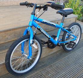 Boys bike - Turbo Terrain child's bike