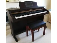 Roland HPi-7 Digital Piano & Stool [Little to No Use]