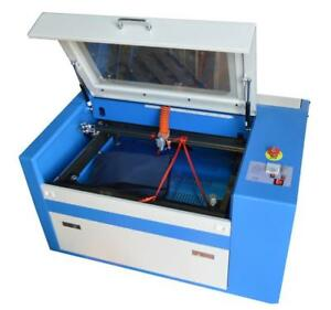110V 3050 CO2 laser engraving machine with 50W laser tube 130062