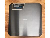 Subwoofer, Samsung wireless PS-WH750 speaker