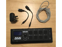 Akai - MPX8 Mobile SD Sample Player, Sampler